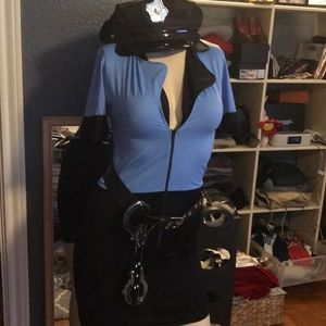 Other - Police Costume Size M/L